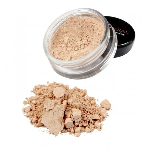 Light Mineral Foundation - Click Image to Close