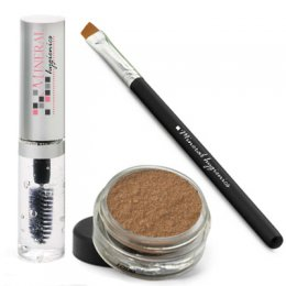 Mineral Brow Starter Kit - Golden Oak