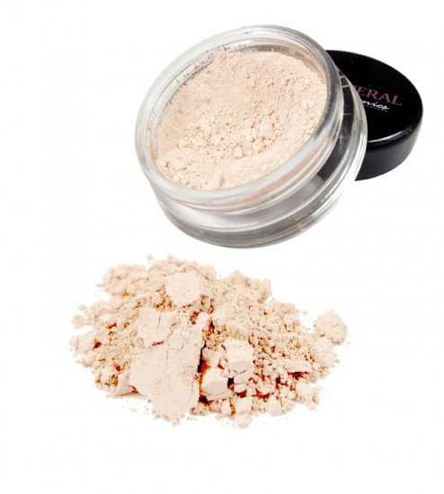 Fairest Mineral Foundation - Click Image to Close