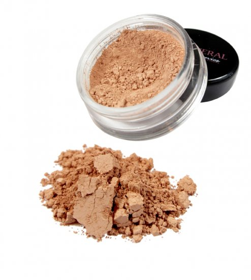 Medium Light Mineral Foundation - Click Image to Close