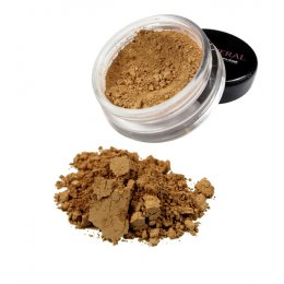Dark Golden Tan Mineral Foundation