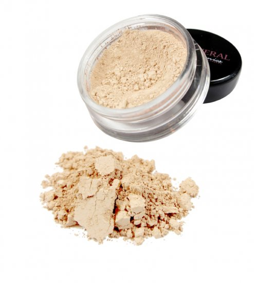 Fairly Light Mineral Foundation - Click Image to Close