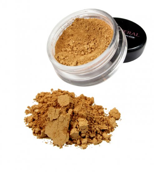 Medium Tan Mineral Foundation - Click Image to Close