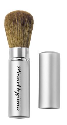Retractable Flawless Face Brush - Click Image to Close