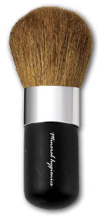 Full Coverage Kabuki Brush - Click Image to Close