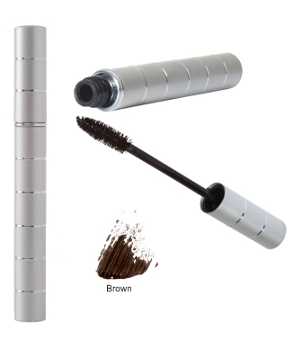Ultimate Volume Mascara - Brown - Click Image to Close
