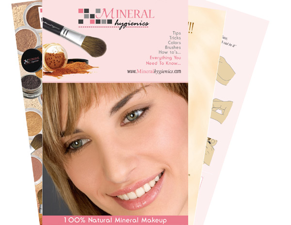 FREE Mineral Hygienics Guide to Beauty - Click Image to Close