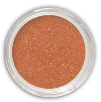 Mineral Eye Shadow - Java Gold - Click Image to Close