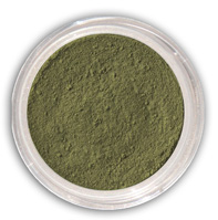 Mineral Eye Shadow - Moss - Click Image to Close