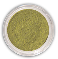 Mineral Eye Shadow - Pesto - Click Image to Close