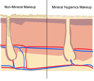 Mineral Makeup By Hygienics